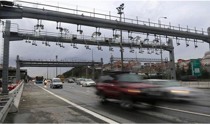 Köprü ve otoyollar 2019'da 1 milyar 647 milyon lira gelir getirdi