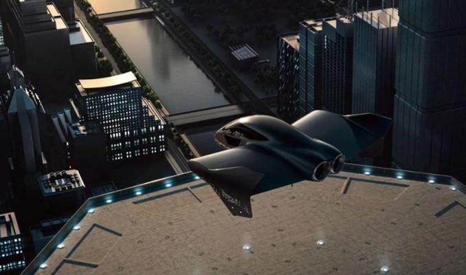 Porsche ve Boeing 'şehir uçağı' için kolları sıvadı