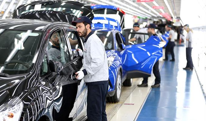 Otomotiv üretimi yüzde 9 azaldı