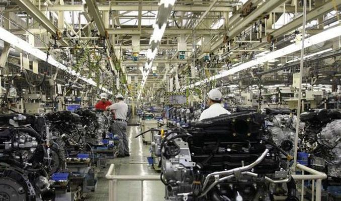 Sakarya'dan 8 ayda 158 bin 210 araç ihraç edildi