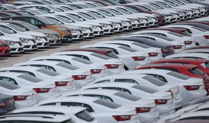 Otomobil ve hafif ticari araç pazarı eylülde yüzde 82,3 büyüdü