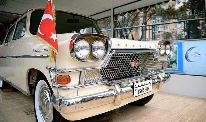 Türkiye'nin ilk yerli otomobili Devrim 58 yaşında