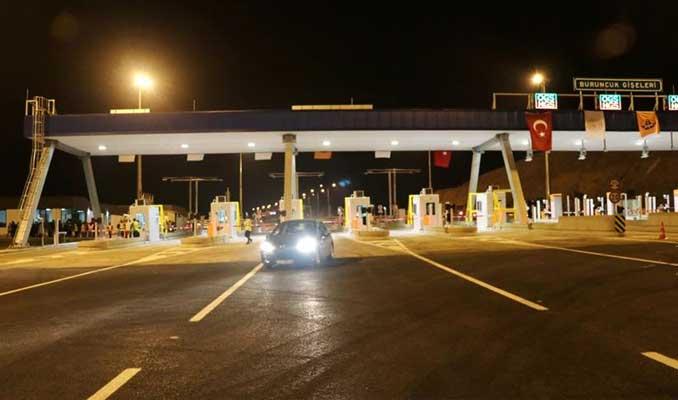 Menemen-Aliağa-Çandarlı Otoyolu'nun bazı kesimleri trafiğe açıldı