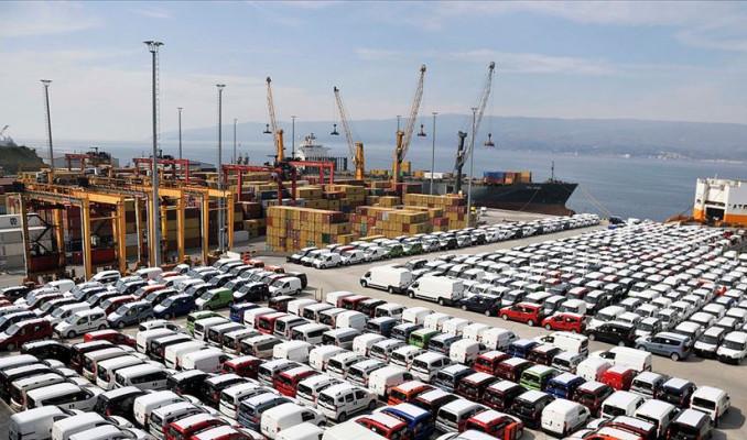 Otomotiv sektörünün eylül ihracatı...