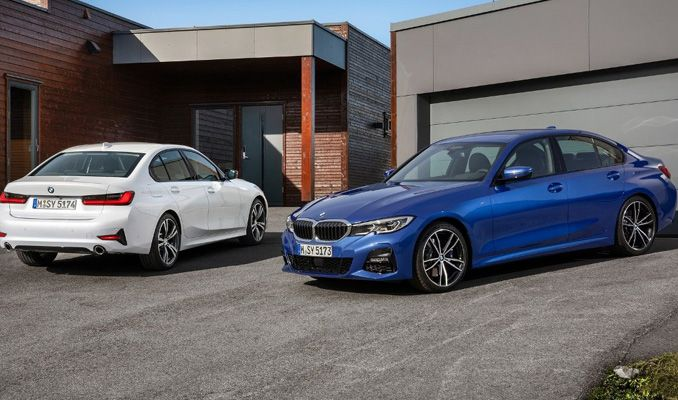 Yeni BMW 3 serisi iddialı geldi
