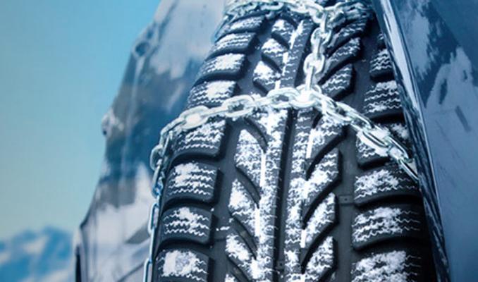 Zorunlu kış lastiği uygulaması 1 Aralık'ta başlıyor