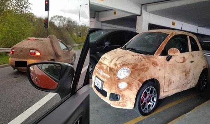 Yollarda görebileceğiniz en tuhaf arabalar!