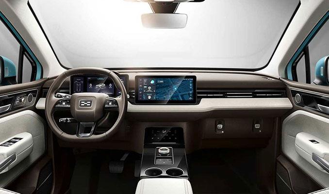 Çin'in Avrupa'daki ilk elektrikli otomobili İsviçre'de görücüye çıkıyor