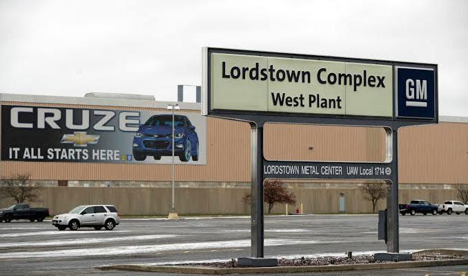 GM'den Ohio'daki fabrikayı açacak şirkete 40 milyon dolar borç