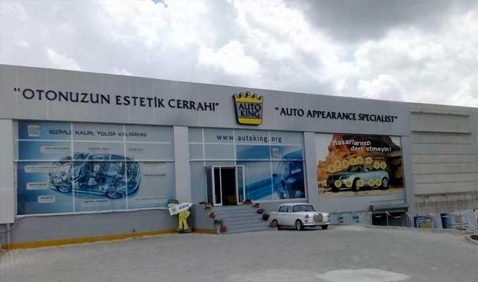 Auto King hizmet ağını genişletiyor