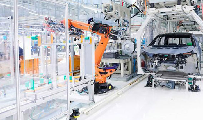 Alman otomotiv sektöründe büyük durgunluk