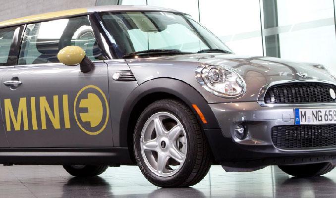 BMW elektrikli Mini için Çin'de  fabrika kuracak