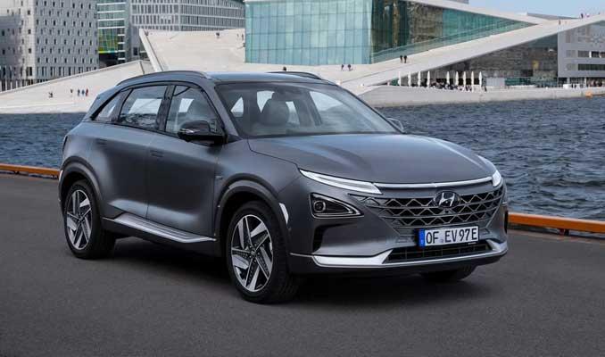 Hyundai tek depo ile Dünya mesafe rekoru kırdı