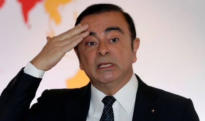 Nissan-Renault'un devrik başkanı Lübnan'a kaçtı