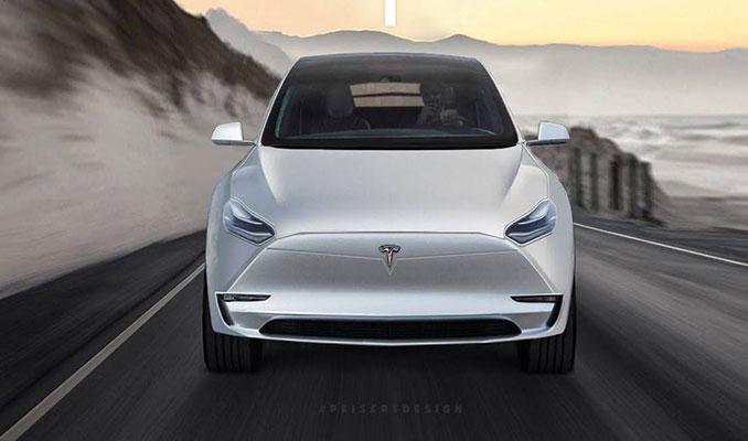 Tesla'nın gizemli SUV'u 2020'de yollarda