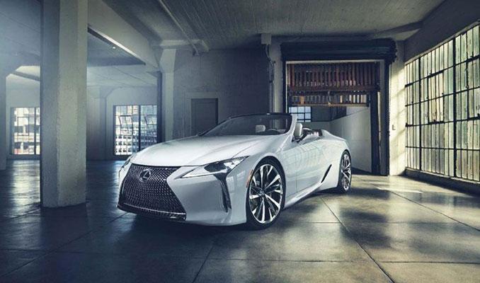 Lexus'a tasarım ödülü!