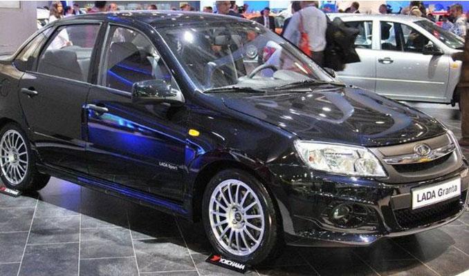 Rusya'da 33 bin TL'ye sıfır kilometre otomobil