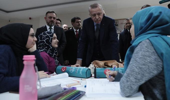 Erdoğan: Ankara'yı metrobüsle tanıştırmamız lazım