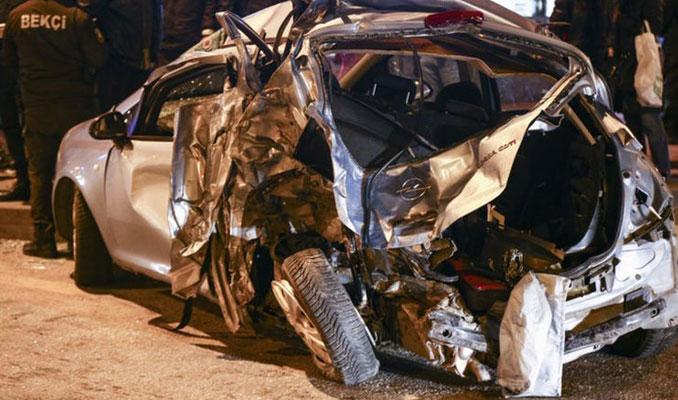 Başkentte minibüs dehşeti: 1 ölü, 3 yaralı