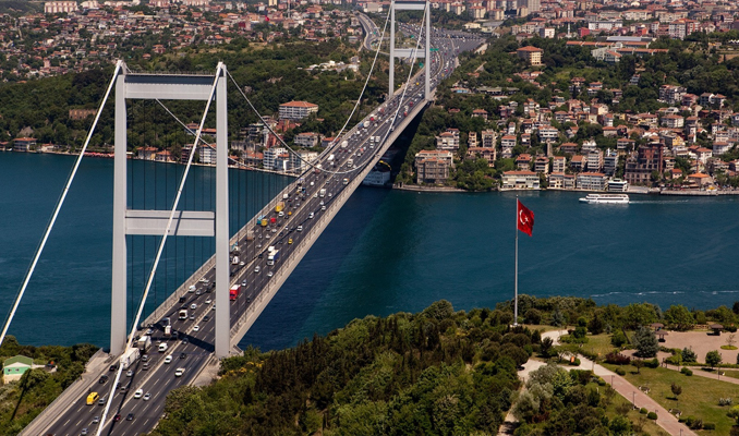 Köprü ve otoyollardan 6 milyar lira gelir