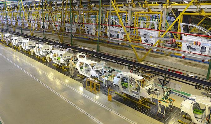 Oyak Renault'nun 6 milyonuncu motor gururu