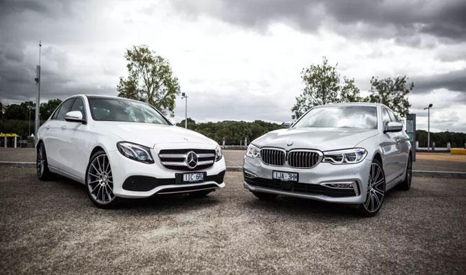 BMW ile Mercedes 1 milyar euroluk ortaklık kurdu