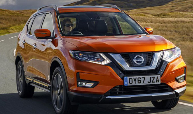 Nissan, X-Trail'i Britanya'da üretme planlarını iptal edecek