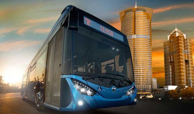Elektrikli otobüste Türkiye seri üretime hazır