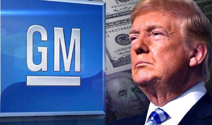 Trump'tan GM'ye Ohio çağrısı