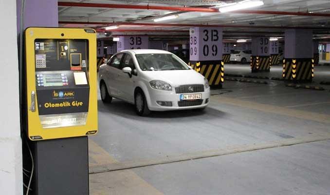 LPG'li araçlara kapalı otopark izni