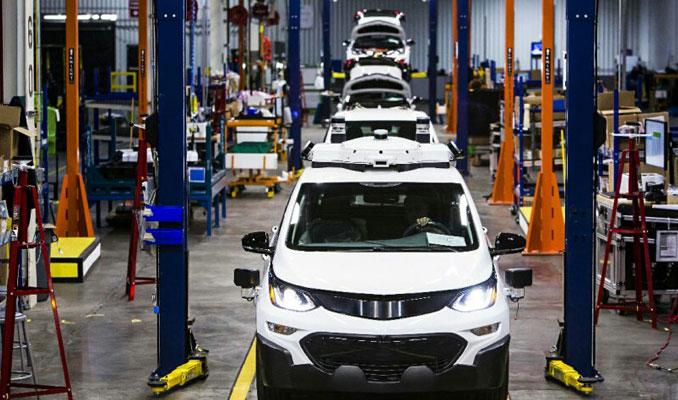 GM'den Detroit'e 300 milyon dolarlık elektrikli yatırımı