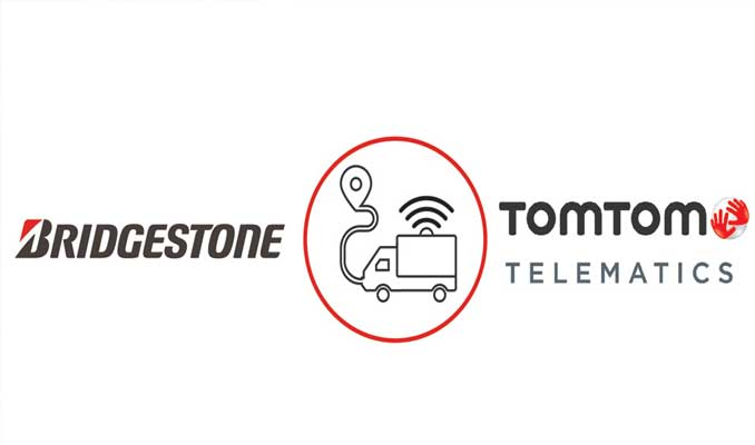Bridgestone, TomTom Telematics'i bünyesine katıyor