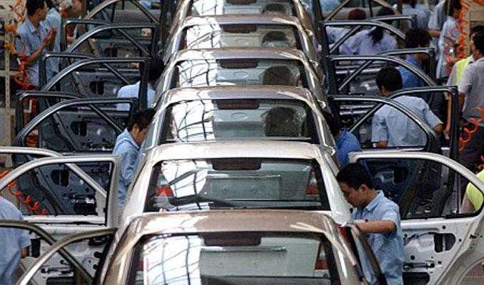 ABD'de yeni araç sayısında düşüş