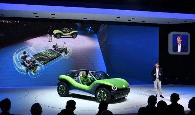 VW Cenevre'de 5 yeni modelini tanıttı