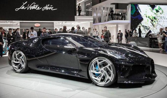 Dünyanın en pahalı otomobili oldu!
