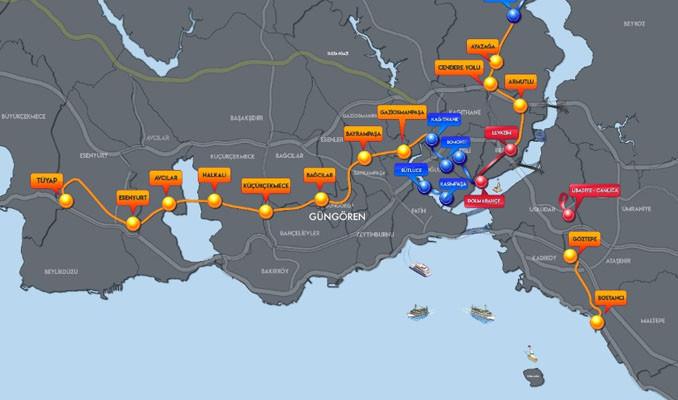 İşte Yıldırım'ın İstanbul trafiğine çözümü