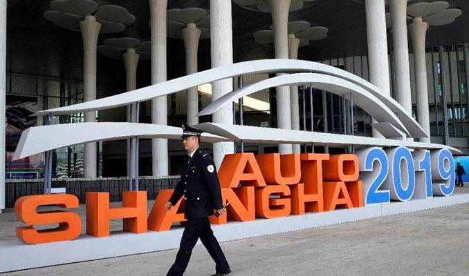 Şangay Otomobil Fuarı kapılarını açtı!