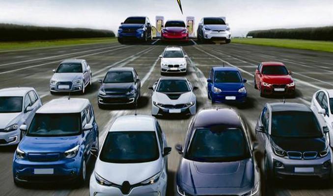Elektrikli otomobil sürüş haftası