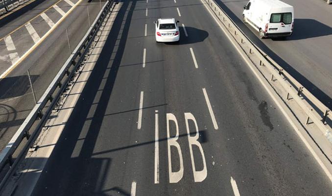 İstanbul trafiğine miting engeli