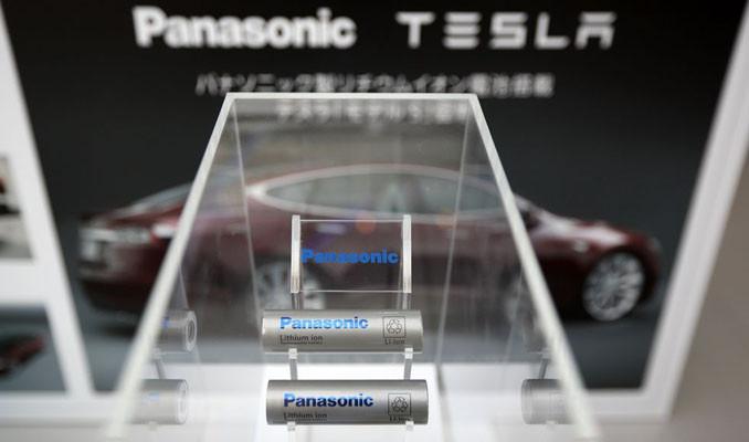 Panasonic, Tesla'ya pil üretecek
