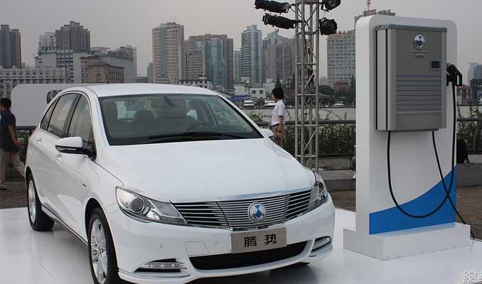 Çin'de elektrikli araç pazarı büyümeye devam ediyor