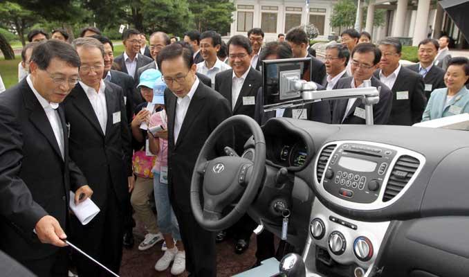 Elektrikli otomobillerde Kore ile ortak yol haritası