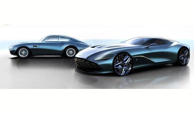 Aston Martin ve Zagato'dan iki efsane