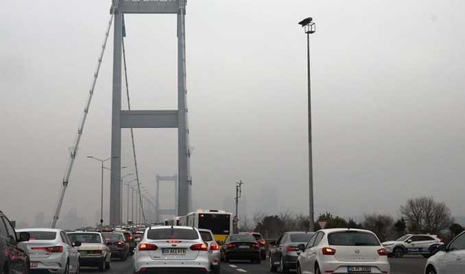 Cezalı köprü geçişleri affedilecek