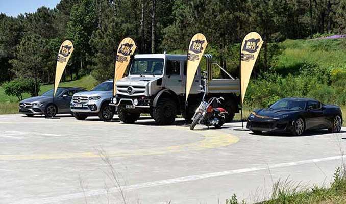 Big Boyz Festival'de yer alacak olağanüstü araçlar kullananları büyüledi