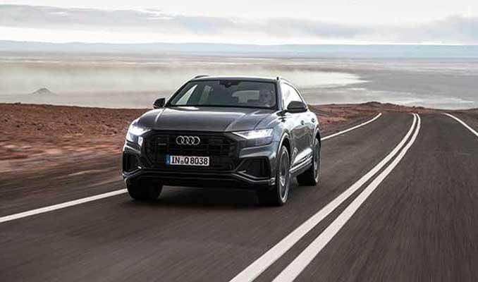 Audi Q8 Türkiye'de! Fiyatı dudak uçuklattı...