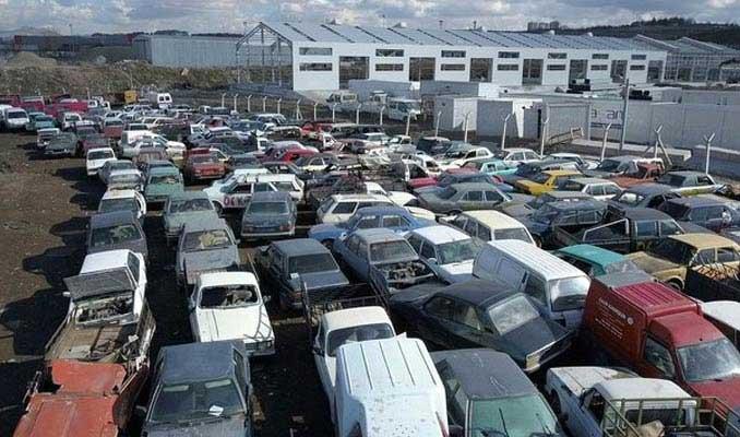 Hurda araçlarda ÖTV indirimi 15.000 TL