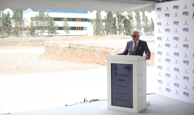 Maxion İnci Jant Grubu yeni fabrikasının temelini attı