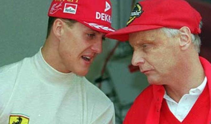 Öldükten sonra ortaya çıktı! 'Schumacher...'