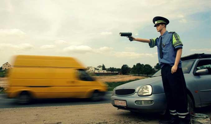 Gelirine göre trafik cezası öde